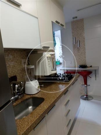 Apartamento à venda com 2 dormitórios em Tijuca, Rio de janeiro cod:879151 - Foto 12