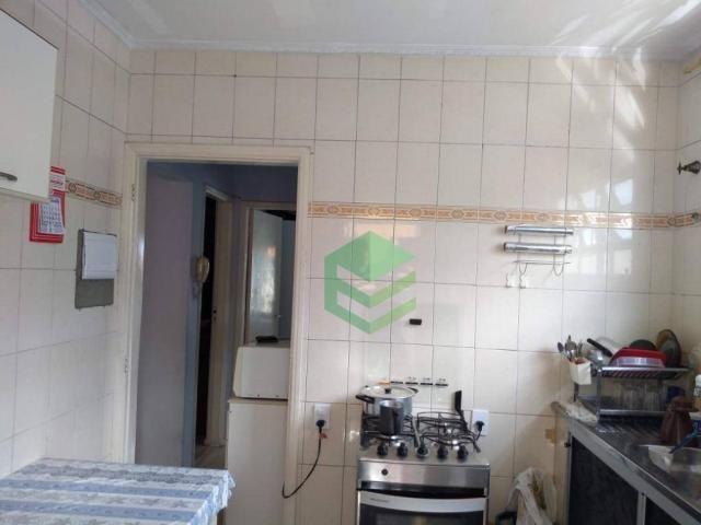 Apartamento com 2 dormitórios à venda, 56 m² por R$ 212.000,00 - Assunção - São Bernardo d - Foto 6