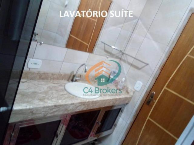 Sobrado com 3 dormitórios à venda, 120 m² por R$ 220.000,00 - Jardim Oliveira II - Guarulh - Foto 7
