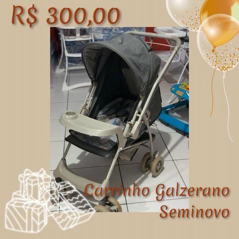 Galzerano Unissex - Carrinho