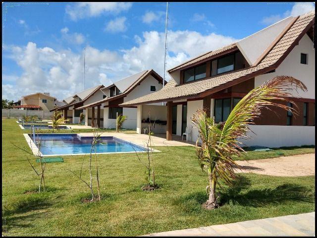 GN- Casa duplex na praia do Cupe, 4 quartos, piscina privativa, varanda gourmet - Foto 13