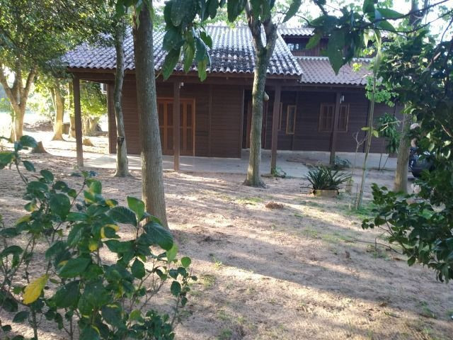 Velleda oferece sítio 3 hectares, 3 dormitórios, horta irrigada, 2 piscinas, açude - Foto 4