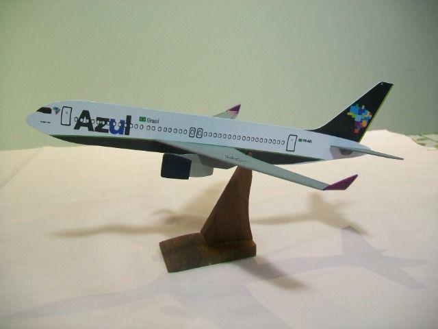 Avião Maquete
