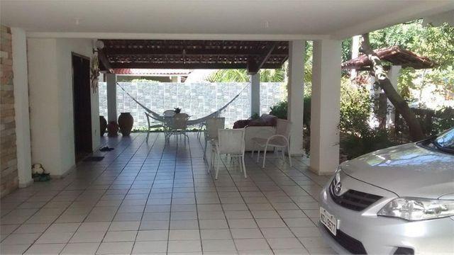 Casa De 640 m² 6/4 Com 2 Suites,2 Salas,5 Banheiros,Piscina No Cond.Vale Do Jaguaribe - Foto 4