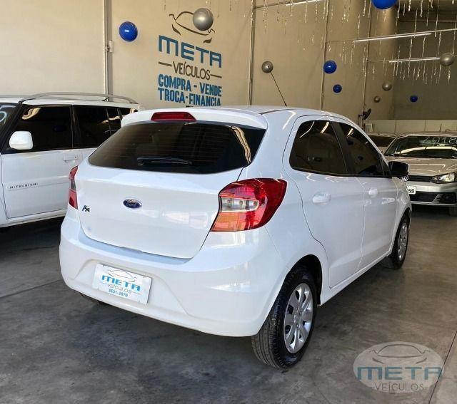 Ford Ká SE 1.0 Flex 2018, 26 mil km! Aceitamos trocas, Financiamos! - Foto 6