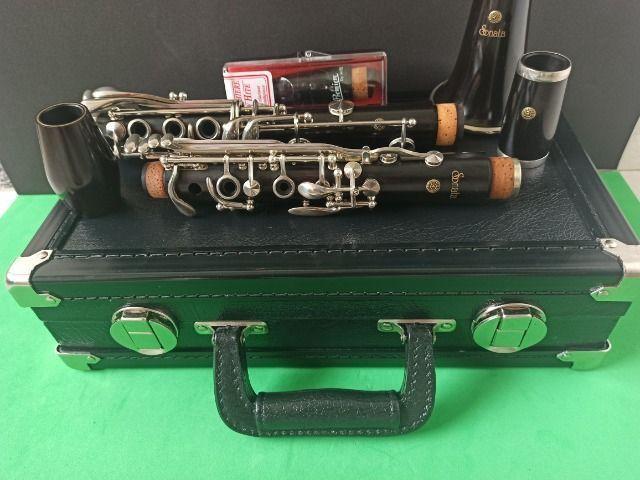 Clarinete Profissional Leblanc Sonata France - Foto 6