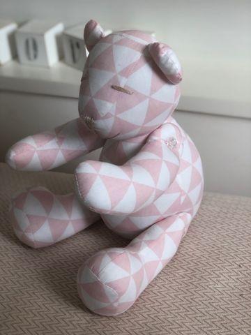 Urso Decoração quarto Menina - Foto 5