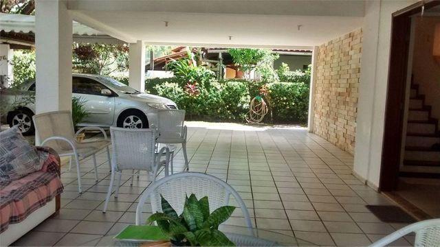 Casa De 640 m² 6/4 Com 2 Suites,2 Salas,5 Banheiros,Piscina No Cond.Vale Do Jaguaribe - Foto 6