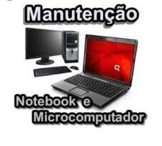 Manutenção de Computador e Notebook