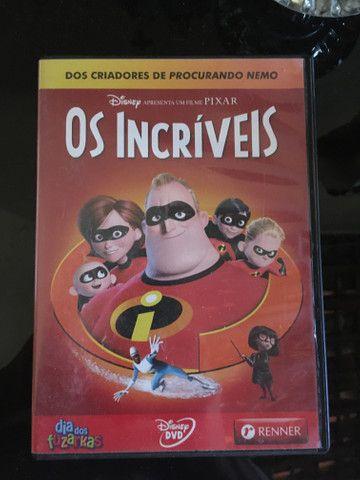 DVDs variados- Originais