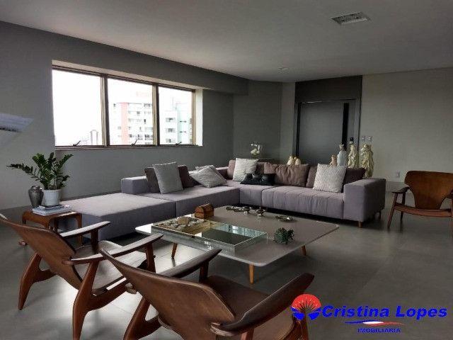 PA - Apartamento com 272 m² / 3 Suítes / 3 vagas de garagem / Ótima Localização - Foto 3