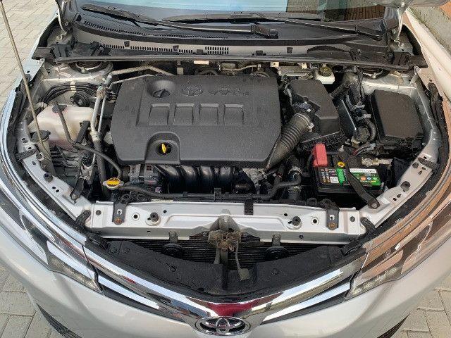Toyota Corolla XEI 2018 aceito troca e analiso propostas - Foto 11