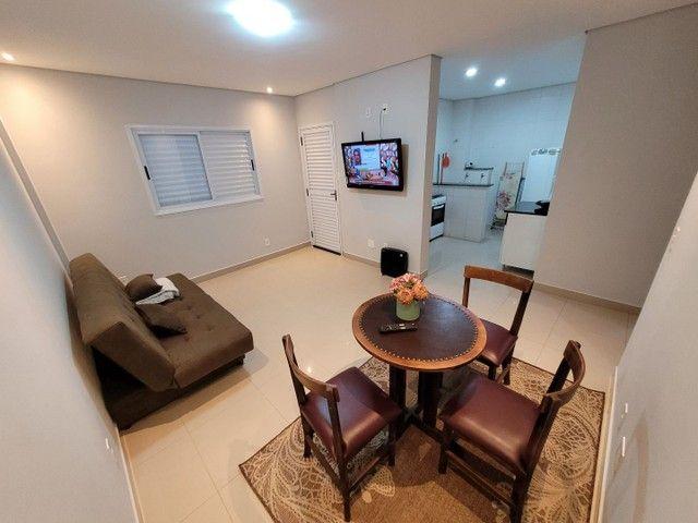 Apartamentos mobiliados de TEMPORADA NOVINHO  - Foto 5