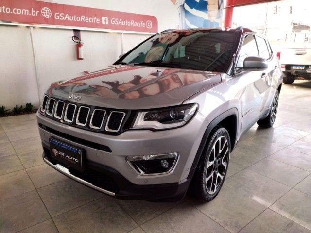 Jeep Compass Limited Flex 2.0 2021