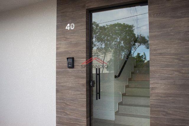 Edifício Vivere - Apto novo, 01 suíte + 02 quartos, 02 garagens, aceita veículo, na Avenid - Foto 16