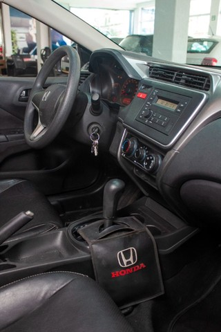 (PC) Honda City LX 1.5 16v Aut. 2015  - Foto 10
