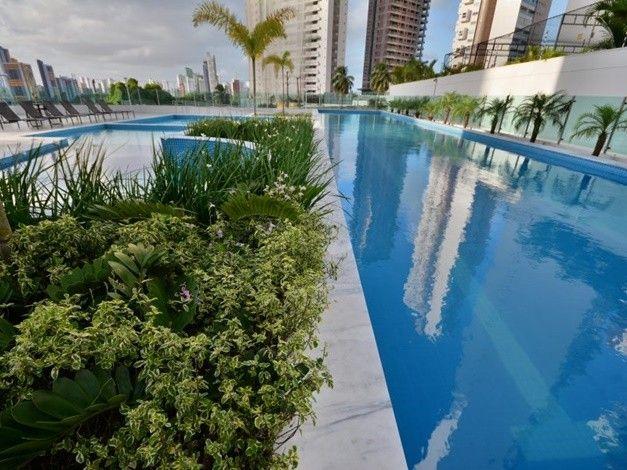 Apartamento para venda com 91 metros quadrados com 3 quartos - Foto 2