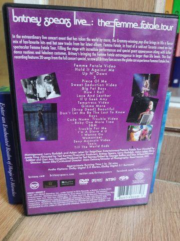 [DVD IMPORTADO] FEMME FATALE BRITNEY SPEARS - Foto 2