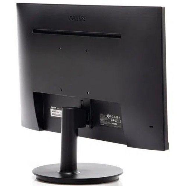 "Monitor Gamer 24"" 75Hz FullHd Led Ips Hdmi Vga Caixa Som Novo NotaFiscal 85.70-62.79 - Foto 6"