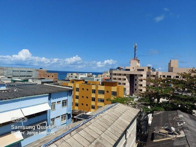 Apartamento a venda Pituba, 2/4 garagem vista mar, a 250Mts da Praia - Foto 4