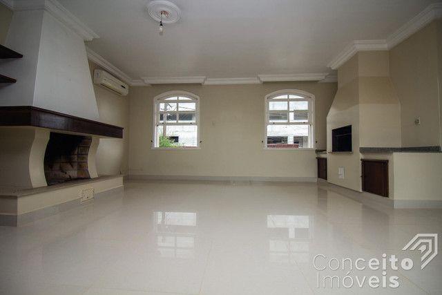 Casa para alugar com 4 dormitórios em Jardim carvalho, Ponta grossa cod:393230.001 - Foto 18