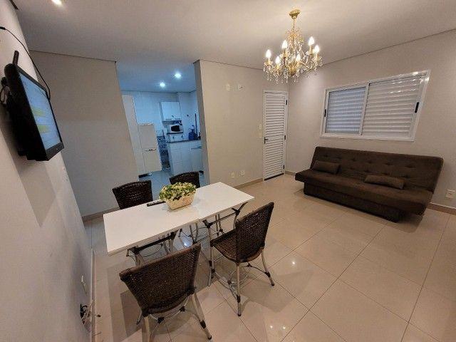 Apartamento mobiliado de TEMPORADA NOVINHO bem localizado em Cuiabá - Foto 11
