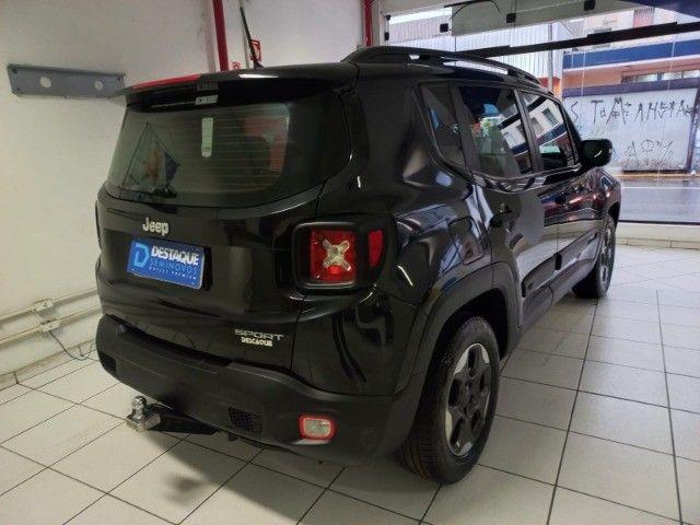 Jeep Renegade Sport 2016 Preto - Foto 6
