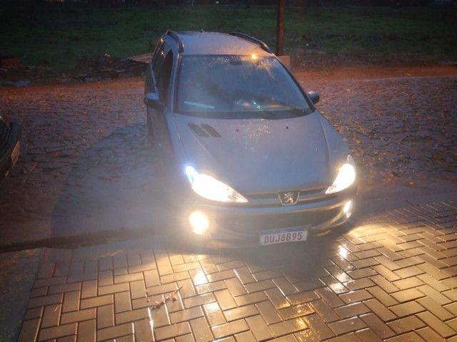 Peugeot 206 sw oportunidade imperdível - Foto 5
