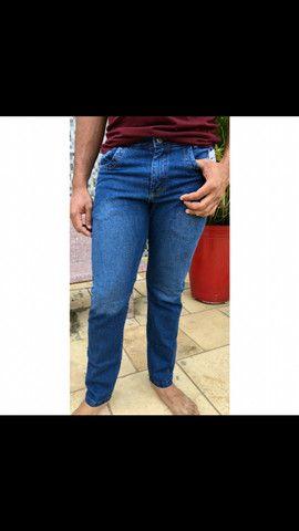 Calça jeans 100%