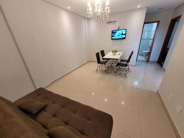 Apartamento mobiliado de TEMPORADA NOVINHO bem localizado em Cuiabá - Foto 5