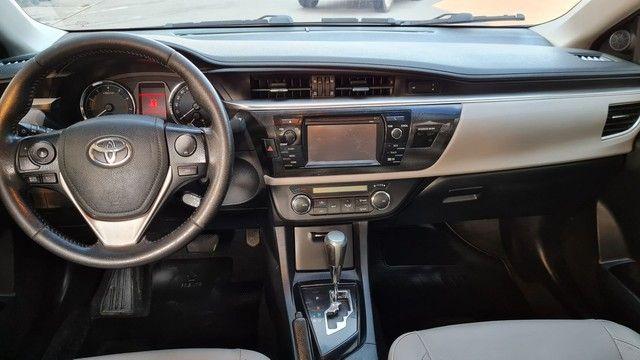 Corolla Xei 2.0 Automático Top de linha  - Foto 7