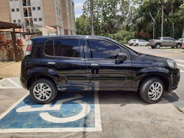 Fiat Uno Attractive flex 1.0 de Garagem Financio entrada + parcelas  - Foto 8