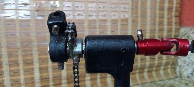 Pedal Duplo de  Bumbo DW 5000 - Foto 4