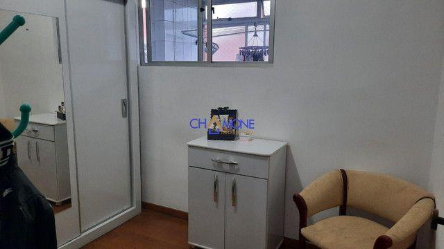 Apartamento à venda com 3 dormitórios em Alípio de melo, Belo horizonte cod:6210 - Foto 7
