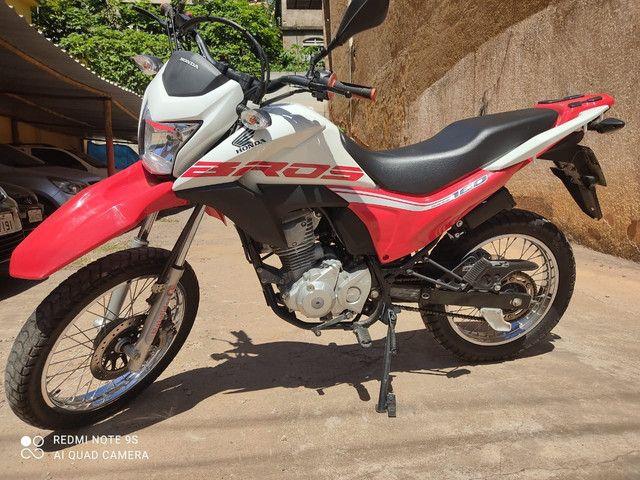 HONDA NXR 160 BROS ESDD - Foto 6