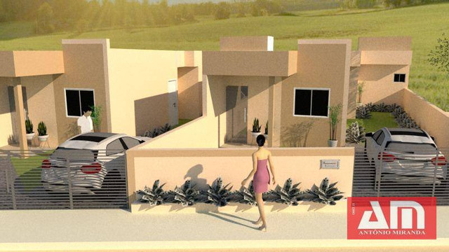 Adquira uma excelente casa térrea com 62 m²,em Gravatá. - Foto 2