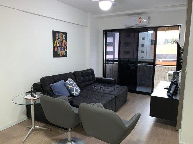 Apartamento 3 Quartos +DCE, Varanda, Completo de Armários - Ponta Verde - Foto 3