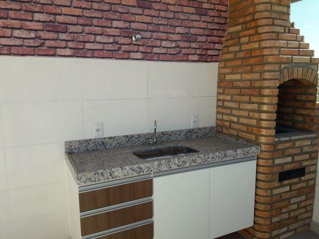 Cobertura pronta pra morar no Rio Branco ? 2 quartos, churrasqueira, 1 vaga - Foto 6