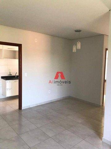 Apartamento com 3 dormitórios para alugar, 86 m² por R$ 1.600,00/mês - Jardim Tropical - R - Foto 5