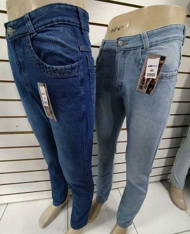 Calça jeans 100% - Foto 4