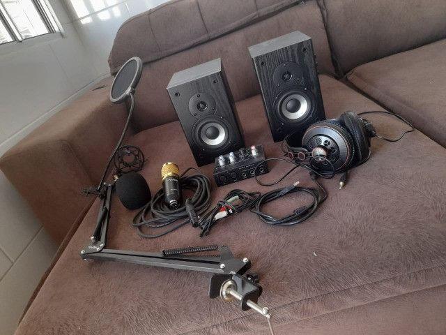 Vendo Home Studio semi Novo  - Foto 2