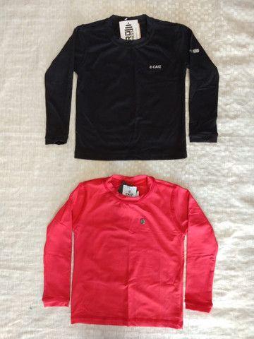 Camisa térmica  - Foto 4