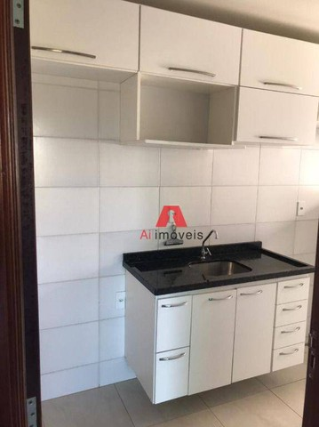 Apartamento com 3 dormitórios para alugar, 86 m² por R$ 1.600,00/mês - Jardim Tropical - R - Foto 13