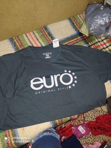 Camisetas masculino e feminino  - Foto 3