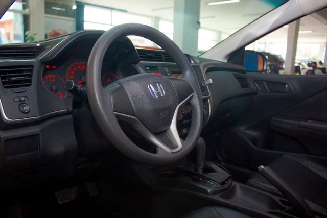 (PC) Honda City LX 1.5 16v Aut. 2015  - Foto 9