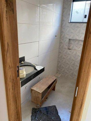 Casa novinha, para venda possui 62 metros quadrados com 2/4 Buena vista - Foto 7