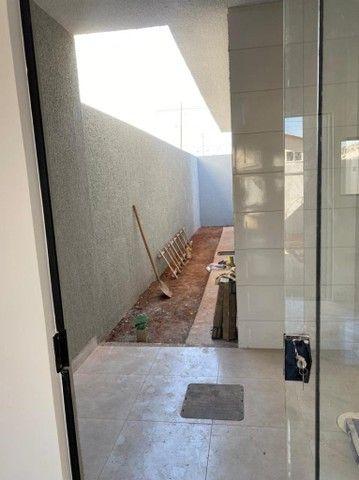 Casa novinha, para venda possui 62 metros quadrados com 2/4 Buena vista - Foto 5