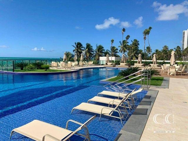 Apartamento com 3 dormitórios à venda, 114 m² por R$ 950.000,00 - Guaxuma - Maceió/AL - Foto 18