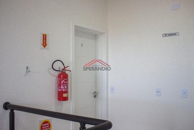 Edifício Vivere - Apto novo, 01 suíte + 02 quartos, 02 garagens, aceita veículo, na Avenid - Foto 14