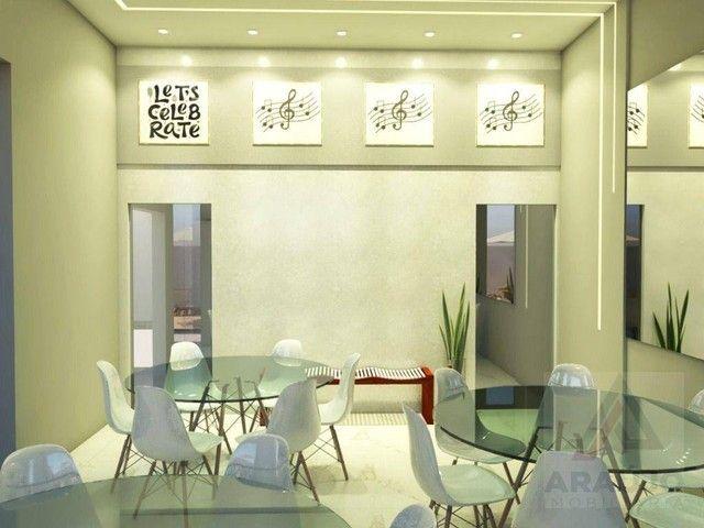 Apartamento com 2 dormitórios à venda, 74 m² por R$ 181.990,00 - Cristo Redentor - João Pe - Foto 4